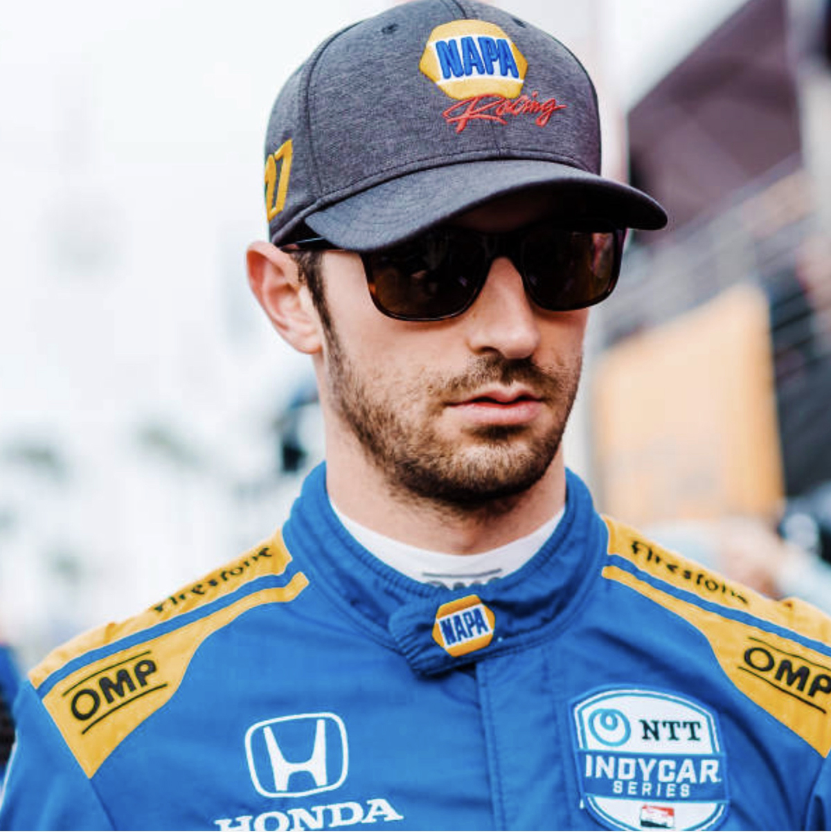 2019 Alexander Rossi Long Beach Grand Prix Race Winning