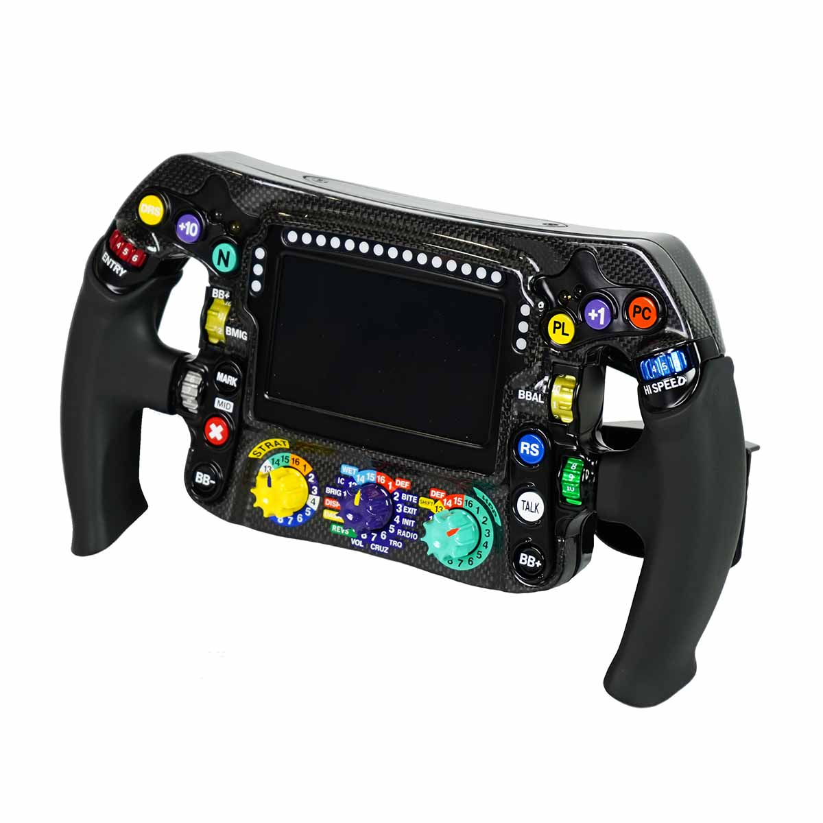 2019 Lewis Hamilton Mercedes Amg Limited Edition Amalgam Replica F1 Steering Wheel Racing Hall Of Fame Collection