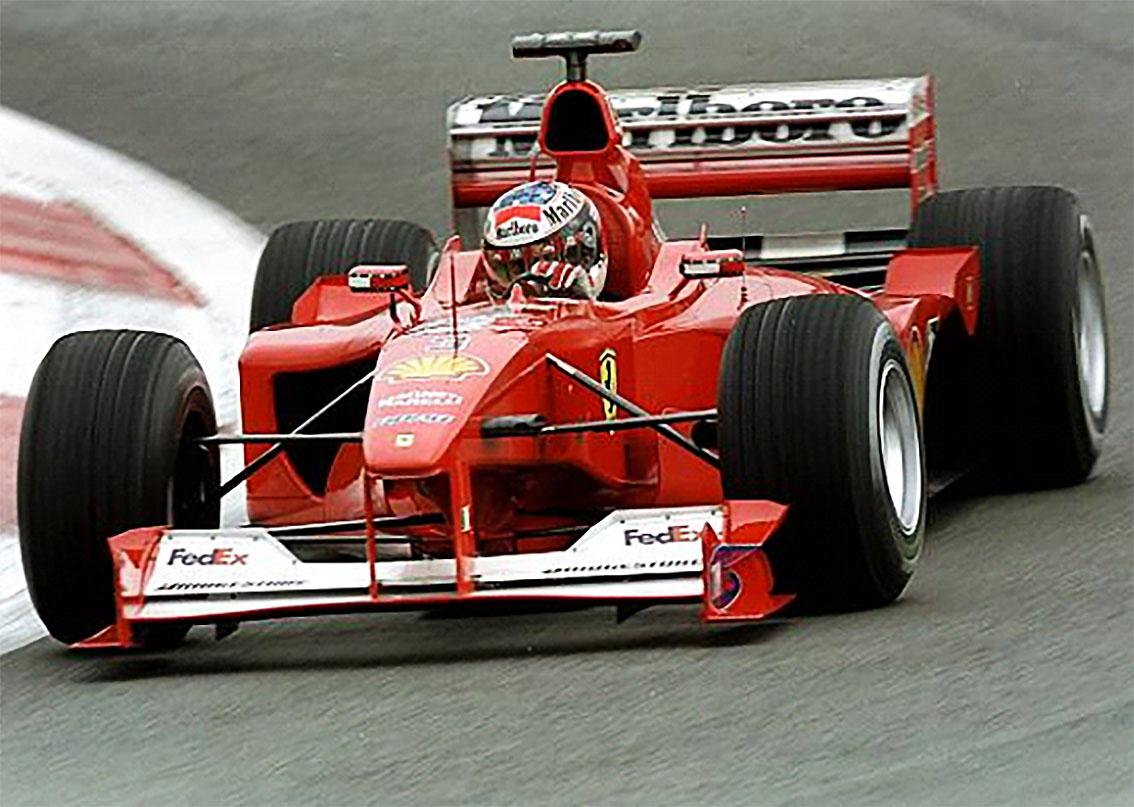 2000 Rubens Barrichello Signed Race Used Monaco GP Ferrari F1 Gloves –  Racing Hall of Fame Collection